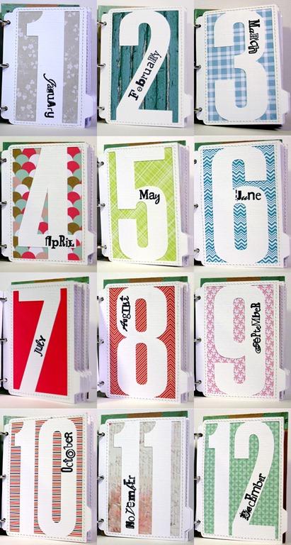 kalenderkolage