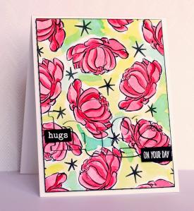 Maya Isaksson Winnie Walter cardmakingday15 2