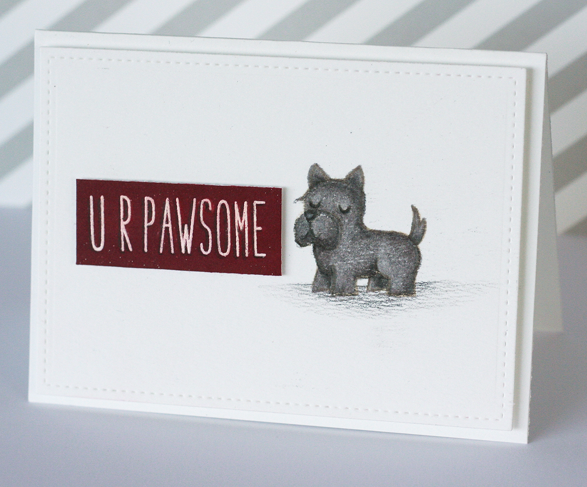 Maya isaksson design in papers pawsome