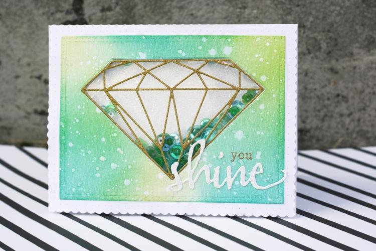 Maya isaksson winnie walter diamond shaker