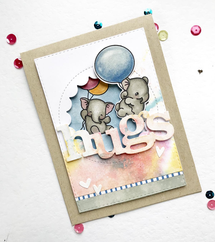 maya isaksson mama elephant hugs